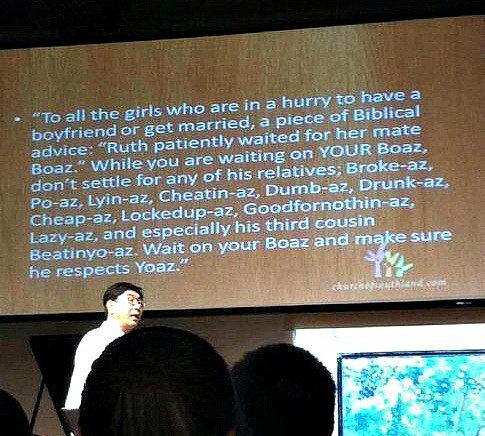 Biblical advice on dating