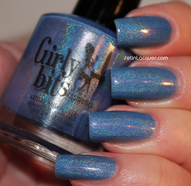 Girly Bits Bachelor's Button - from the Spring It On Me Collection