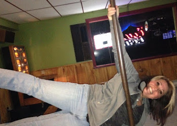 Bad Apple's Shannon Celebrates Birthday on the Pole