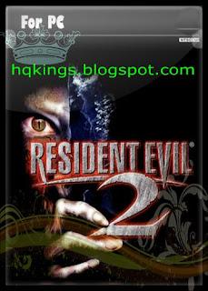 Resident Evil 2 PC Game Full