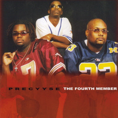 Precyyse - The Fourth Member (2003)