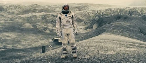 New trailer for Interstellar starring Matthew McConaughey