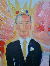 Mike Bloomberg Portrait