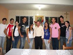 Grupo Jovem Seja Luz!!!