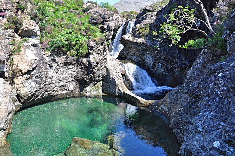 The Fairy Pools, Isle of Skye  Scotland
