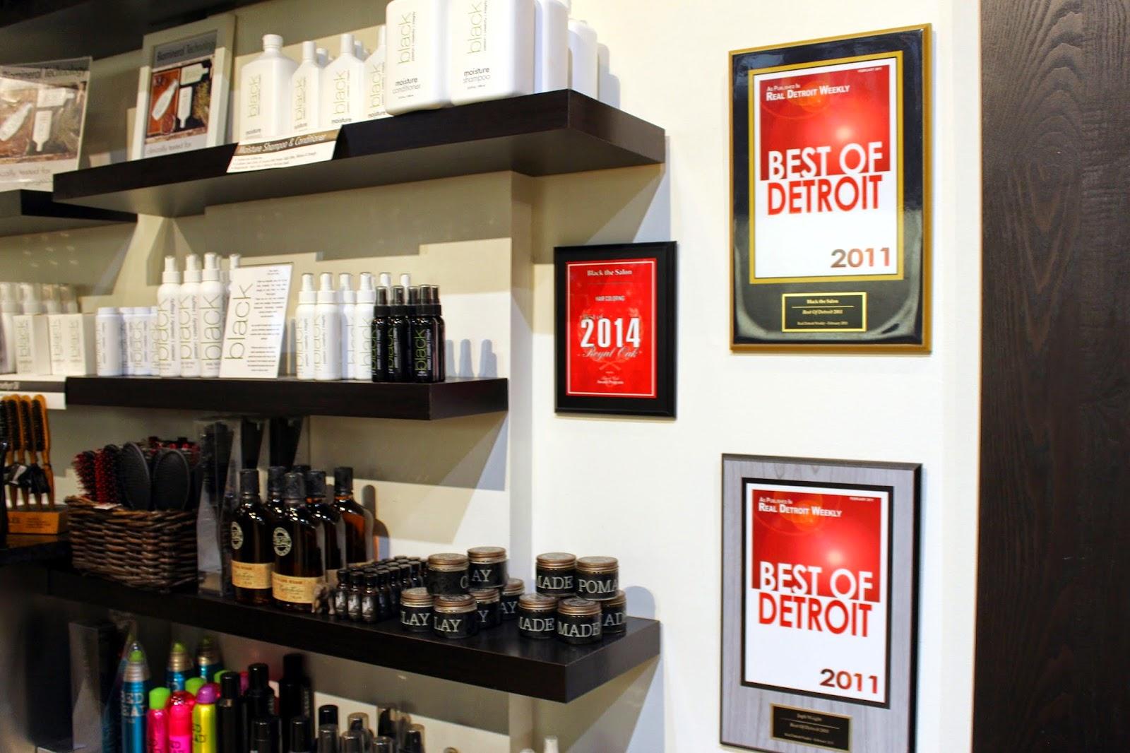Highend black hair salons in detroit for 6 salon royal oak