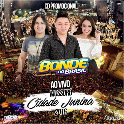 CD – Bonde do Brasil – Promocional de Julho – 2016