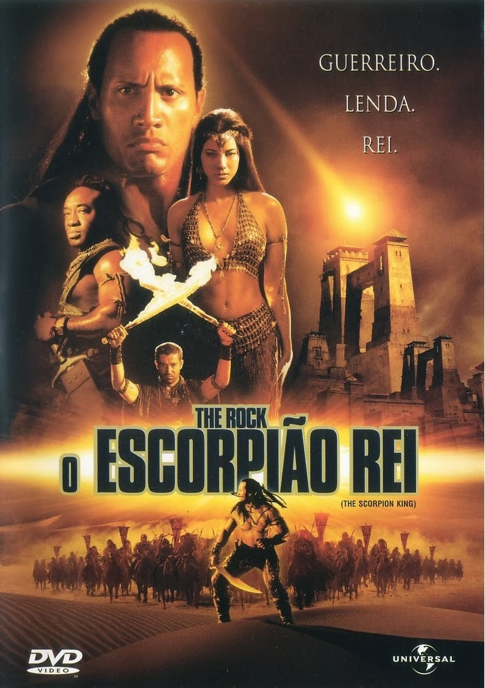 O Escorpião Rei – Dublado (2002)