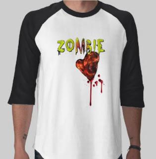 zombie,shirt,love