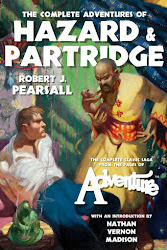 ***New Book! - The Complete Adventures of Hazard & Partridge***