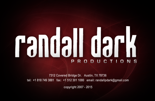 NEWS Randall Dark Productions
