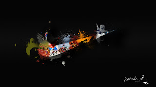Nike Sports Colorful Logo HD Wallpaper