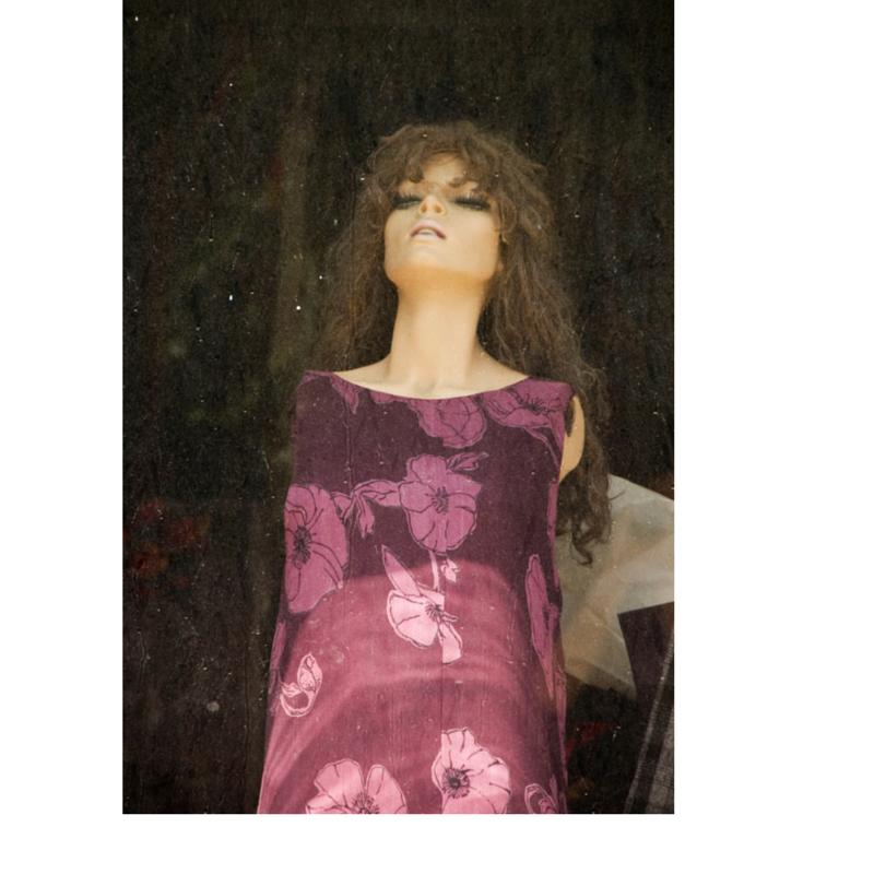 dead woman flash fiction