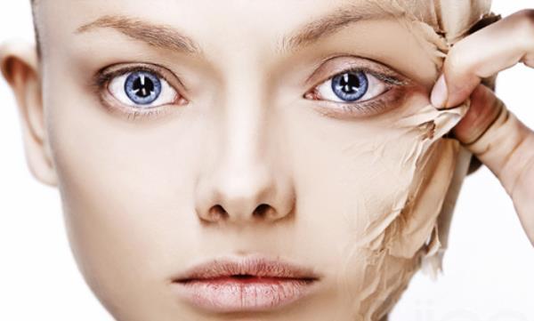 Las máscaras para la piel bajo el siglo