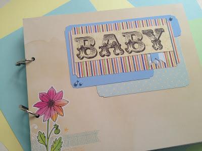 альбом для малыша