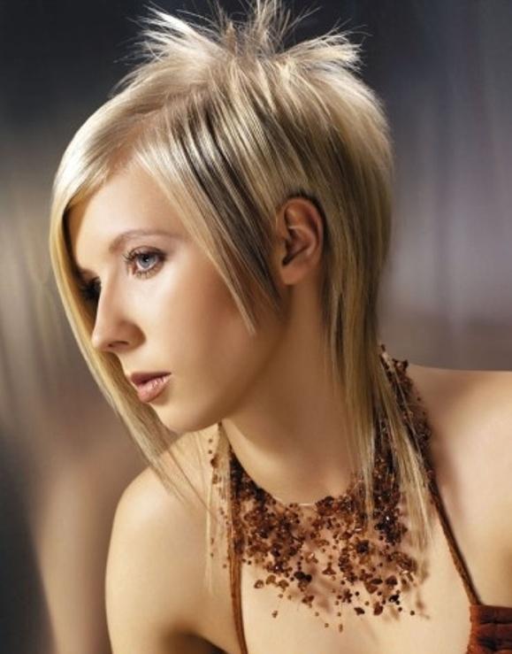 Прически со средней длины волосами для девушек фото