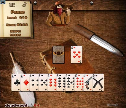 Cowboy Gin Rummy