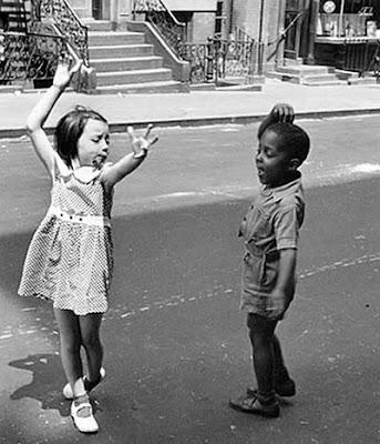 dançar criança