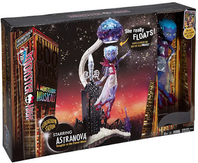 JUGUETES - Monster High : Boo York  Astranova | Muñeca | Floatation Station Playset   Toy | Producto Oficial 2015 | Mattel | A partir de 6 años  Comprar en Amazon