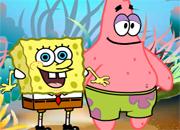 Spongebob Caribbean Treasure