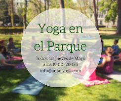Yoga en el Parque