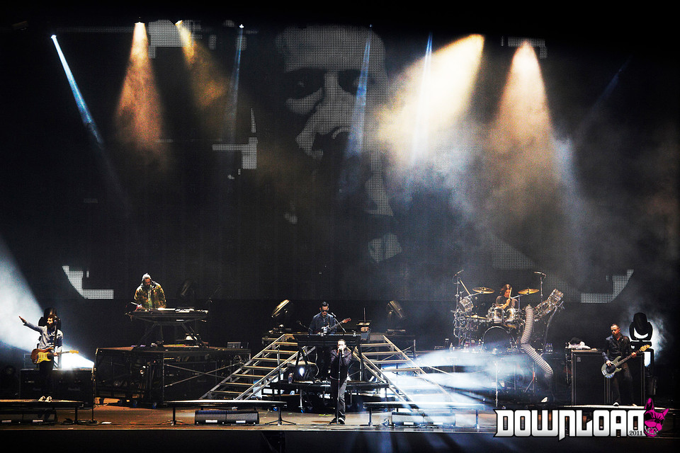 LPIU TOUR GUIDE : Linkin Park at the Download Festival 2011