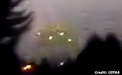 New Video of Unexplained Aerial Phenomenon From Chile (Crpd) 9-23-2012