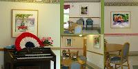 Framed fine art prints for Mansfield Nursing Home