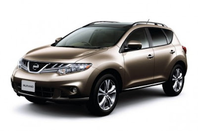 Nissan Murano 2012 Review