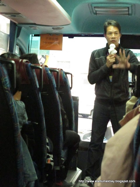 Hongkong: EP07 Mr. Lee and his City Tour