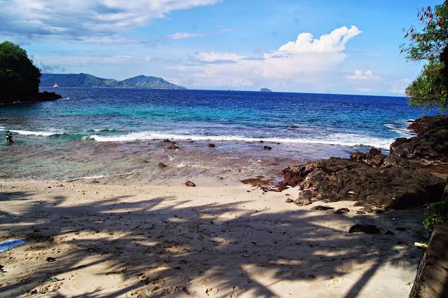 playa blue lagoon en Bali