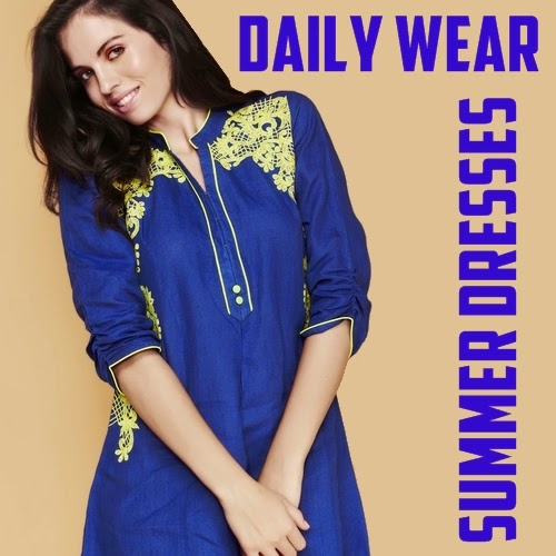 Daily Wear Summer Dresses