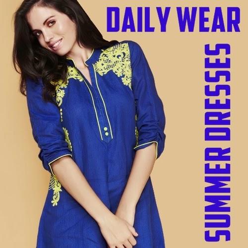 Daily Wear Summer Dresses