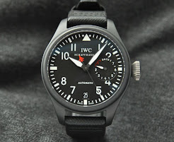 IWC Big Pilot TopGun Ceramic 46mm.