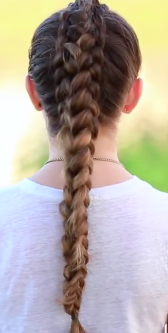 The Amazing Dragon Braid - Full video tutorial here!