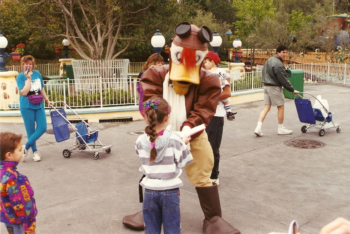 chip and dale rescue rangers meet gadget