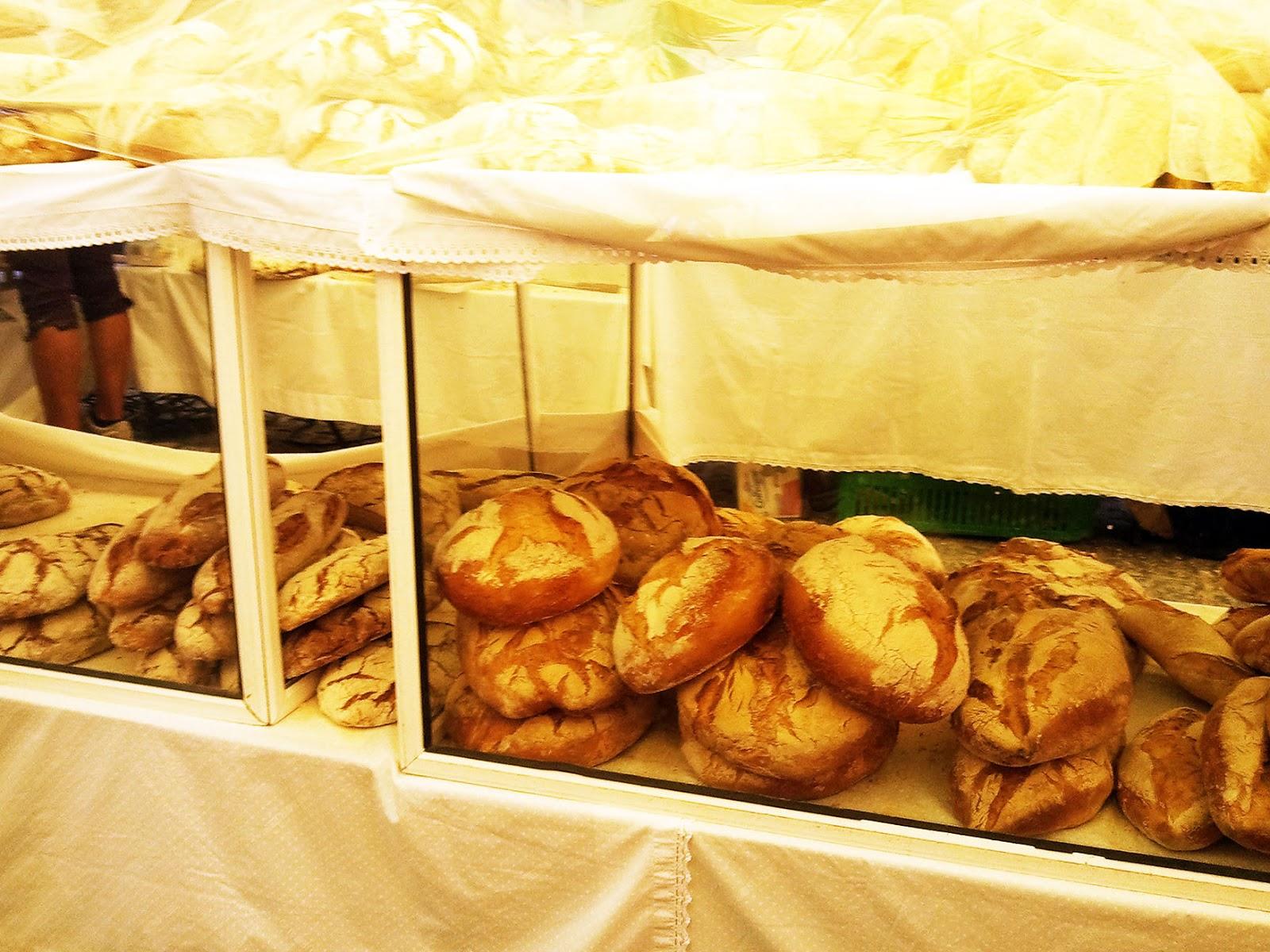 Banca de pão