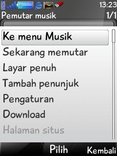 Putar Music Dan Video Saat Browsing