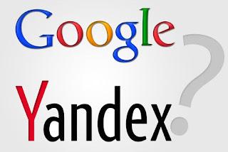 google yandexe karşı
