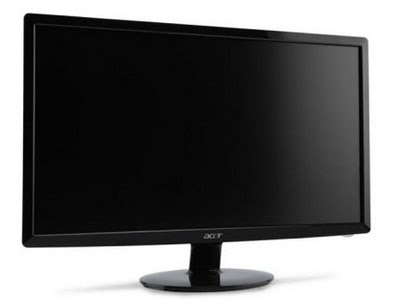 new Acer S1 Series Ultra Thin LED Displays