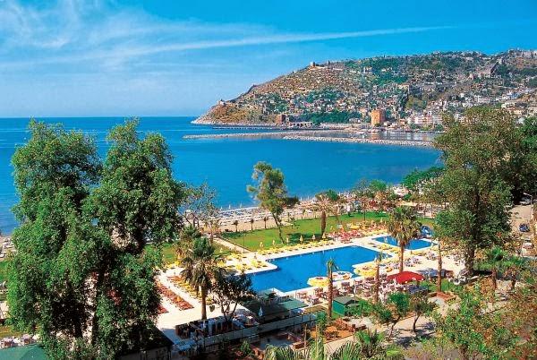 alanya holidays otel
