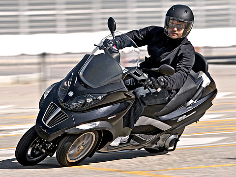 2013 Piaggio MP3 250 Scooter pictures - 480x360 pixels