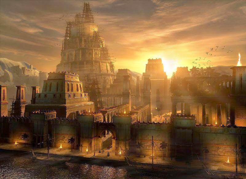 вавилон древний фото
