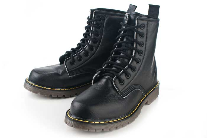 combat boots for women. These combat boots are