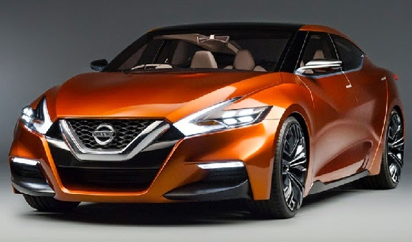 2015 nissan maxima concept sport car design. Black Bedroom Furniture Sets. Home Design Ideas