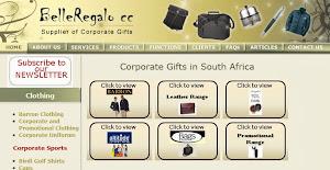 Belle Regalo Website