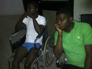 Music Crooner Kelly Handsome Escapes Death On Xmas Day. 1