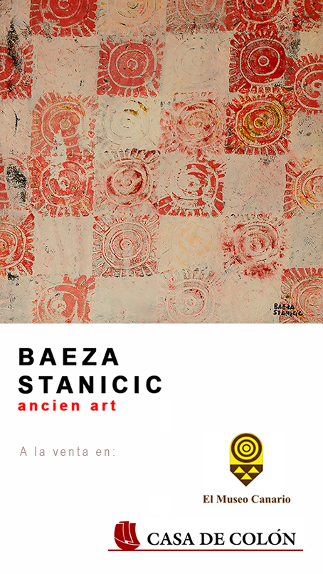 BAEZA STANICIC ANCIENT ART