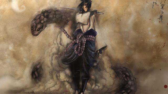Sasuke Wallpaper 0024