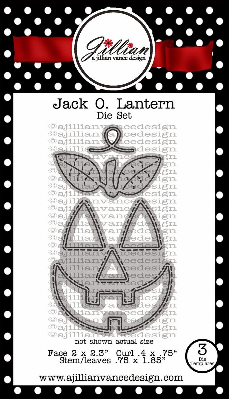 Jack O. Lantern Die Set